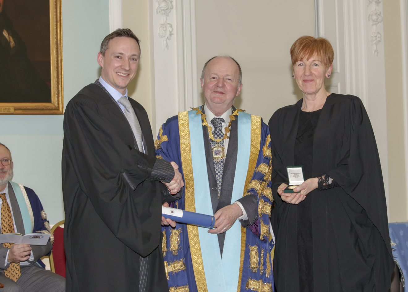 First Dundas medal awarded to specialist palliative care team in Glasgow