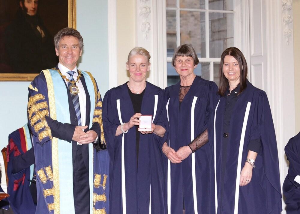 Dundas medal awarded to multi-disciplinary team from The Shrewsbury and Telford Hospital NHS Trust